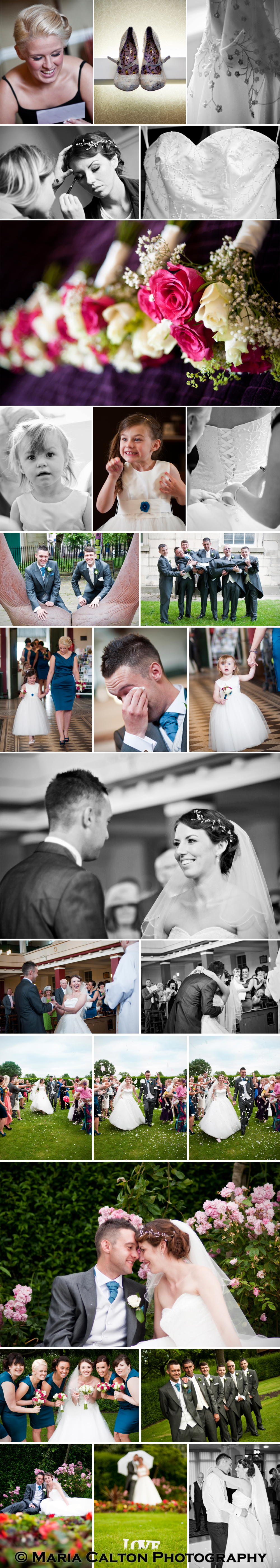 becky & lee wedding blog